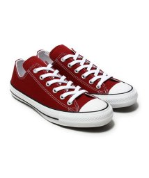 CONVERSE/CONVERSE ALL STAR 100 COLORS OX  バーガンディー/501458836