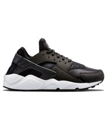 NIKE/NIKE WMNS AIR HUARACHE RUN  BLACK/BLACK-WHITE 18FW-I/501461146