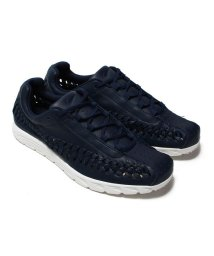 NIKE/NIKE MAYFLY WOVEN  OBSIDIAN/SUMMIT WHITE/501461183