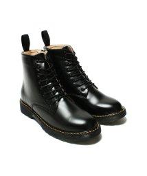 UBIQ/UBIQ U BY UBIQ FEMME レースアップ 8EYE ブーツ (ファスナー有り)  BLK/501461505