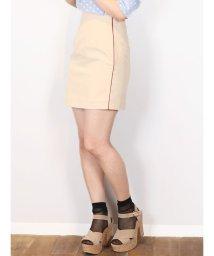 dazzlin/【Ray3月号掲載】【S】カラーラインミニスカート/501462666