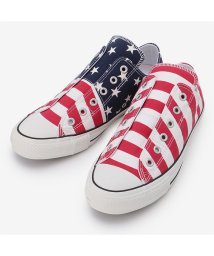 CONVERSE/CONVERSE ALL STAR 100 PAIRFLAG SLIP OX (USA)  スターズアンドバーズ 18SP-I/501463090