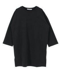 titivate/ロング丈シンプルトップス/501463322
