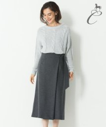 JIYU-KU /【Class Lounge】LUXURY WOOL スカート/501464178