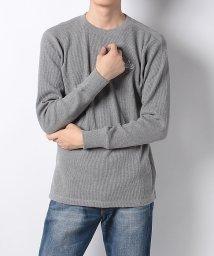 TARAS BOULBA/タラスブルバ/メンズ/サーマル ロングTシャツ/501464525