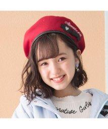 ALGY/ニコ☆プチ12月号掲載   ベルト付きベレー/501374652