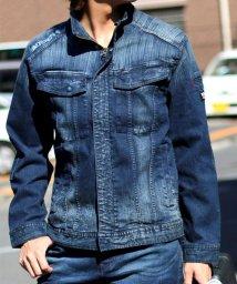 MARUKAWA/【BLUE MONSTER CLOTHING】デニムジャケット ワークジャケット 作業着/501440425
