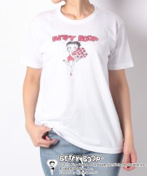 archives/a-BETTY BOOP FLOWER Tee/501446130