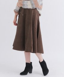 URBAN RESEARCH OUTLET/【SonnyLabel】レースアップベルト付コーデュロイスカート/501449657