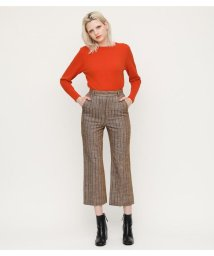SLY/WARMY CHECK TROUSERS/501462816