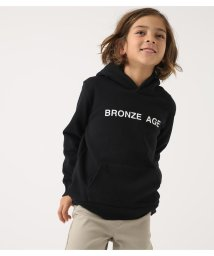 AZUL by moussy/BRONZE AGE RIB HOODIE/501463005