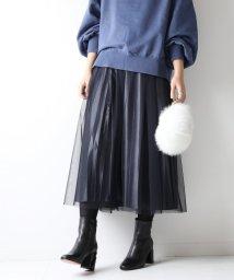 Spick & Span/4WAYサテンプリーツスカート3◆/501468111