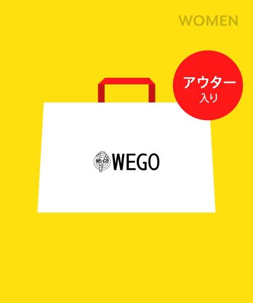 WEGO(ウィゴー)/【2019年福袋】 WEGO/19FB8000L