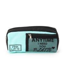 PINK-latte/メッシュポケットポーチ/501468744