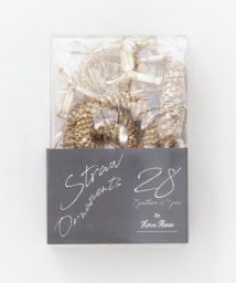 URBAN RESEARCH DOORS/STRAW ORNAMENTS ストローフロリックオーナメントセット/501468755