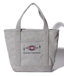 RODEO CROWNS(BAG)/【RODEO CROWNS】WOOL TOTE TOTE L/501458407