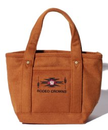 RODEO CROWNS(BAG)/【RODEO CROWNS】WOOL TOTE TOTE S/501458408
