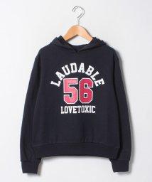 Lovetoxic/ナンバーロゴ入り裏毛パーカー/501459837