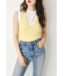 SLY/CUTSEW LACE HALTER TOPS/501469542