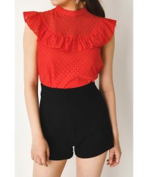 SLY/CAPELET FRILL LACE TOPS/501469555
