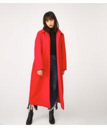 SLY/SOUTIEN COLLAR LONG COAT/501469596