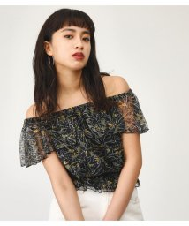 SLY/PASSIONATE BLOSSOM LACE TOPS/501469653