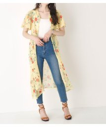 SLY/BETTY'S FLOWER FLARE GOWN/501469868