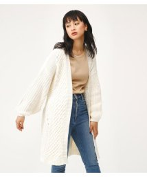 SLY/BATWING SLEEVE KNIT GOWN/501469971