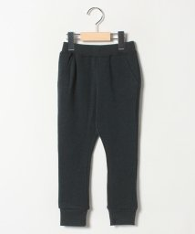 LAGOM/ニット裏起毛裾リブパンツ/501457850