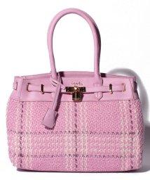 rienda(BAG)/【rienda】TWEED BELT TOTE M/501458391