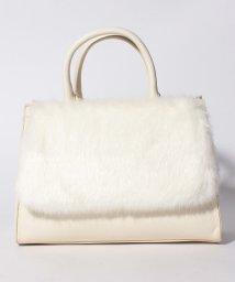 rienda(BAG)/【rienda】FUR TOTE/501458395