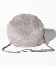 rienda(BAG)/【rienda】FUR POCHETTE/501458397