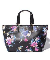 rienda(BAG)/【rienda】BLUR FLOWER PT TOTE S/501458405