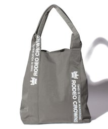 RODEO CROWNS(BAG)/【RODEO CROWNS】NYLON PRINT TOTE 縦/501458410