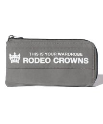 RODEO CROWNS(BAG)/【RODEO CROWNS】NYLON PRINT LONG WALLET/501458413