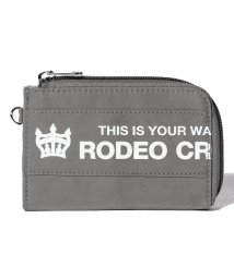 RODEO CROWNS(BAG)/【RODEO CROWNS】NYLON PRINT SHORT WALLET/501458414