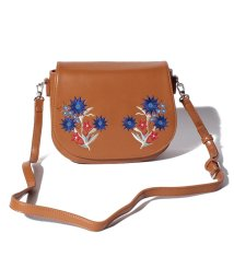 SLY(BAG)/【SLY】EMBROIDERY ROUND SHOULDER/501458419