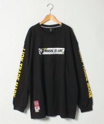 MARUKAWA/【NESTA BRAND】 大きいサイズ 長袖 プリント Tシャツ/501457803