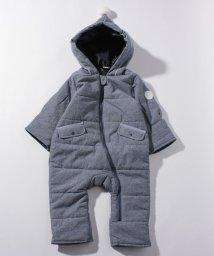 petit main/とんがりフード中綿ジャンプスーツ/501463570