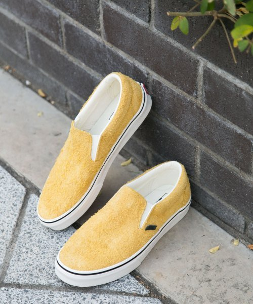 URBAN RESEARCH Sonny Label(アーバンリサーチサニーレーベル)/VANS UA CLASSIC SLIP-ON/VN0A38F7ULR-SM