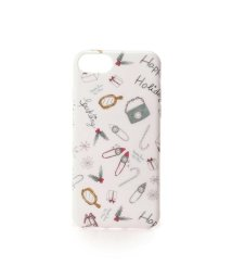 Samantha Thavasa Petit Choice/Lara Collection ハッピーホリデーシリーズ iPhone6-8ケース/501411670