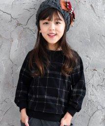 子供服Bee/長袖トレーナー【裏起毛】/501461056