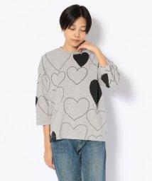 BEAVER/BOHEMIANS/ボヘミアンズ BUBBLE HEART M.SWEAT H/S TEE/Tシャツ/スウェット/501473585