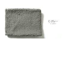 THE CASUAL/(アスタリスク) ASTARISK ケーブル編み柄ネックウォーマー/501475780