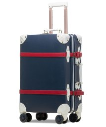 tavivako/【RECESS】トランクキャリー スーツケース M サイズ ストッパー付8輪キャスター TSAロック 軽量 /501476920