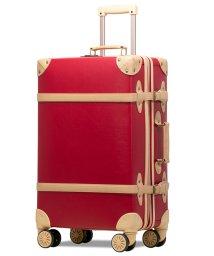 tavivako/【RECESS】トランクキャリー スーツケース L サイズ ストッパー付8輪キャスター TSAロック 軽量 /501476921
