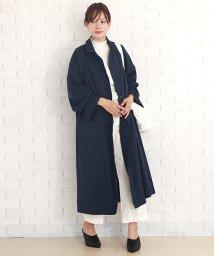 Amulet/シンプルロングシャツ 韓国 ファッション レディース かわいい ヒザ丈 シンプル 上品【A/W】【vl-5303】/501477012