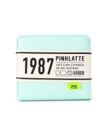 PINK-latte/ナンバリングミニ財布/501477337