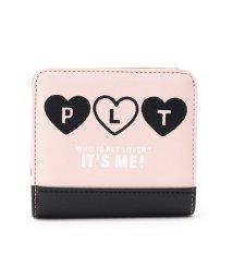 PINK-latte/3ハートミニ財布/501477338