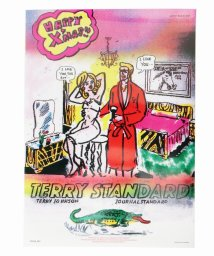 JOURNAL STANDARD/TERRY STANDARD / テリースタンダード : ポスター1/501477398